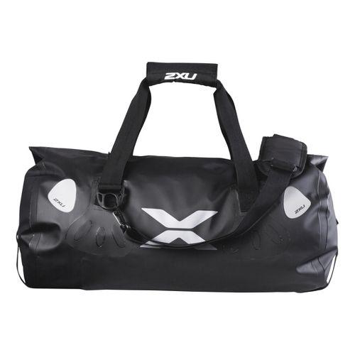 2XU Seamless Waterproof Bags - Black/Black