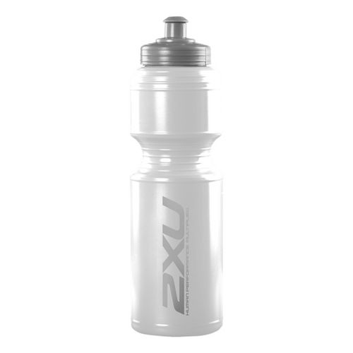 2XU Large Water Bottle Hydration - Clear