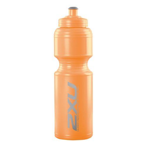 2XU Large Water Bottle Hydration - Neon Orange/Neon Orange