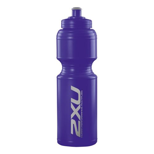 2XU Large Water Bottle Hydration - Purple Hue/Purple Hue