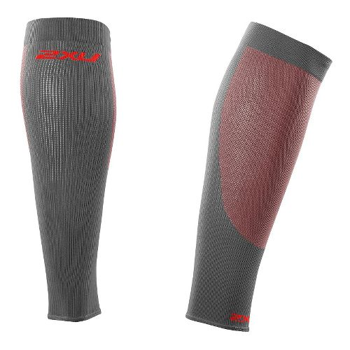 2XU Compression Performance Run Sleeve Injury Recovery - Grey/Red S