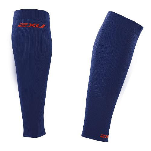 2XU Compression Performance Run Sleeve Injury Recovery - Navy/Red XL