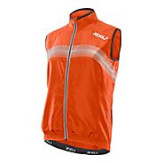 Mens 2XU Microclimate Reflector Outerwear Vests
