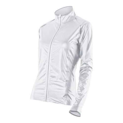 Womens 2XU X Lite Membrane Outerwear Jackets - White/White M