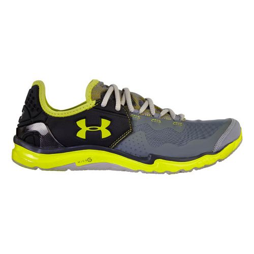 Mens Under Armour Charge RC 2 Running Shoe - Gravel 7