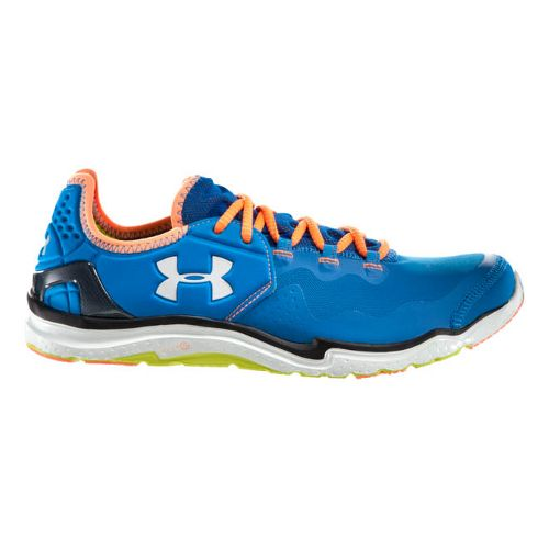 Mens Under Armour Charge RC 2 Running Shoe - Snorkel/Bitter 8.5
