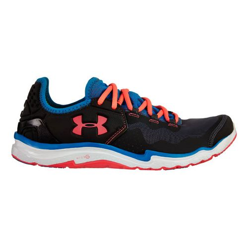 Womens Under Armour Charge RC 2 Running Shoe - Charcoal 10.5