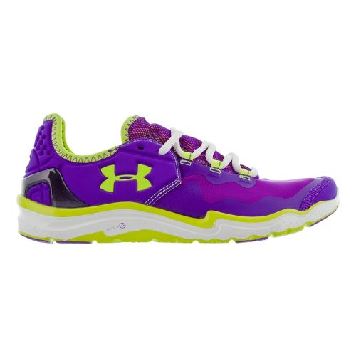 Womens Under Armour Charge RC 2 Running Shoe - Purple 7.5