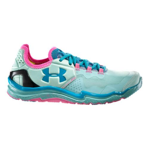 Womens Under Armour Charge RC 2 Running Shoe - Venere Red/Deceit 11