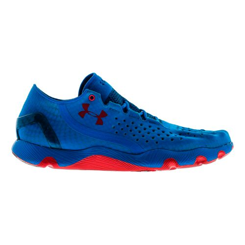 Mens Under Armour Speedform RC Running Shoe - Blue 11