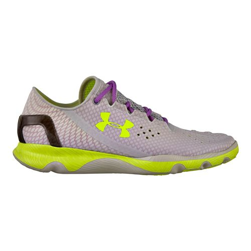 Womens Under Armour Speedform Apollo Running Shoe - Elemental 8.5
