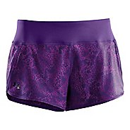 Womens Under Armour UA Get Set Go Printed Lined Shorts