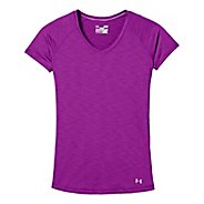 Womens Under Armour UA Get Set Go T Short Sleeve Technical Tops