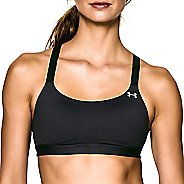Womens Under Armour Eclipse Mid Bra Sports Bra - Black XS