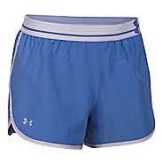 Womens Under Armour Perfect Pace Lined Shorts