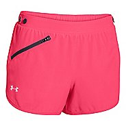 Womens Under Armour Fly Fast Lined Shorts