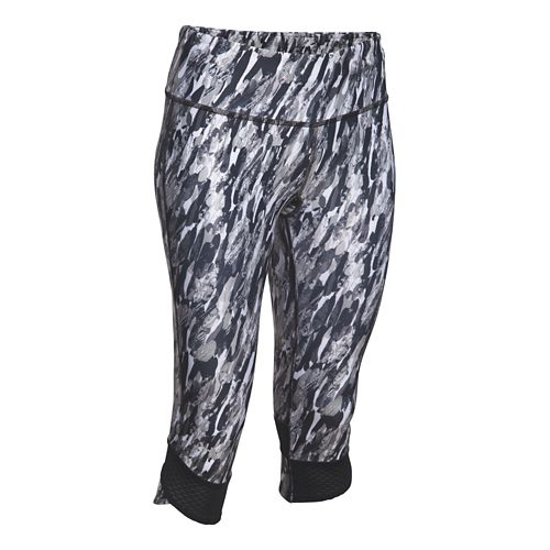 Women's Under Armour�Fly-By Printed Capri