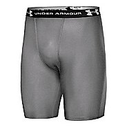 Mens Under Armour Heatgear Compression Fitted Shorts