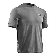 Mens Under Armour Charged Cotton Short Sleeve T  Technical Tops