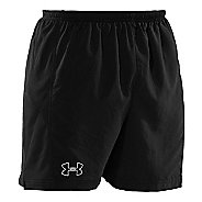 "Mens Under Armour Escape 5"" Woven Lined Shorts"