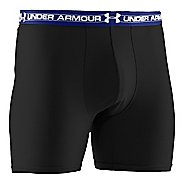 "Mens Under Armour UA Mesh 6"" Boxer Brief Underwear Bottoms"