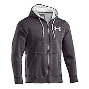 Mens Under Armour Charged Cotton Storm Fleece Full Zip Hoody Warm-Up Hooded Jackets