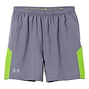 "Mens Under Armour Escape 9"" Woven II Lined Shorts"