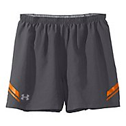 "Mens Under Armour Escape 5"" Woven II Lined Shorts"