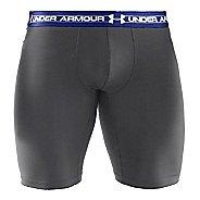 "Mens Under Armour UA Mesh 9"" Boxerjock Underwear Bottoms"