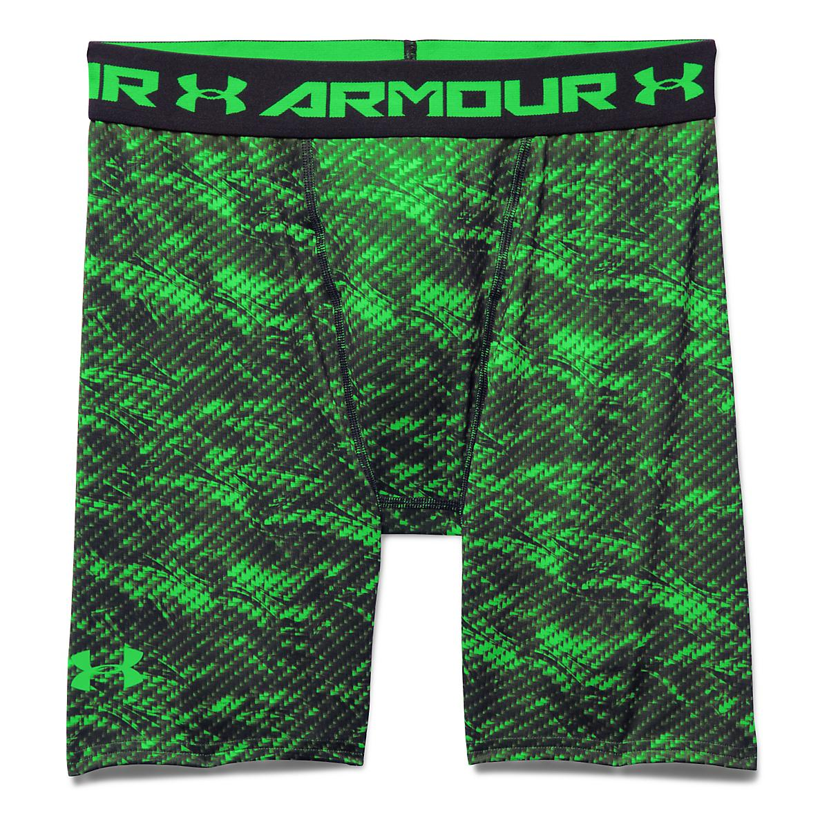 Men's Under Armour�HeatGear Armour Compression Printed Short