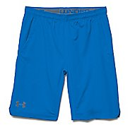 Mens Under Armour Hiit Unlined Shorts - Blue Jet/Blue Jet M