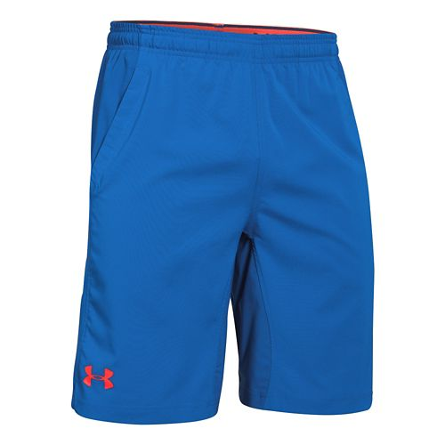 Mens Under Armour Hiit Unlined Shorts - Cobalt/Academy S