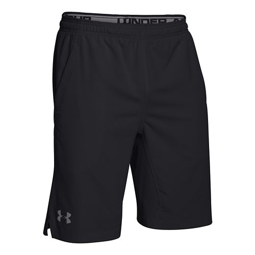 Mens Under Armour Hiit Unlined Shorts - Black XL