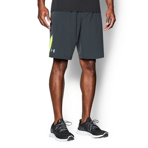 Mens Under Armour Launch Stretch Woven 9