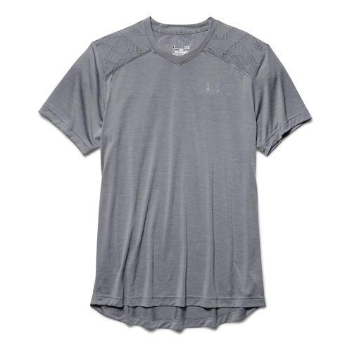 Men's Under Armour�HeatGear Armourvent Launch Short Sleeve T