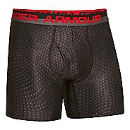"Mens Under Armour The Original Printed 6"" Boxerjock (Hanging) Boxer Brief Underwear Bottoms"