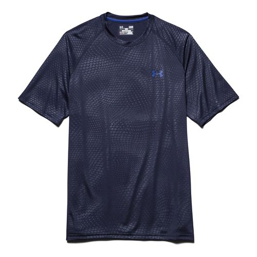 Men's Under Armour�Tech Novelty Short Sleeve (rattle print)