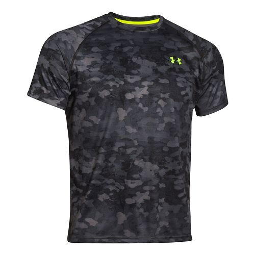 Men's Under Armour�Tech Printed Short Sleeve (camo print)