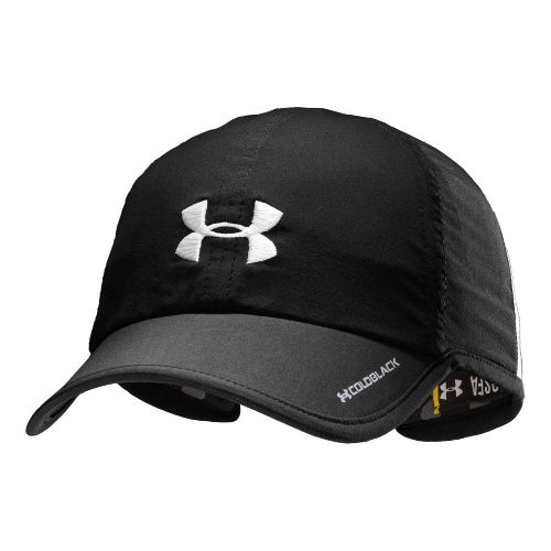 Womens Under Armour Shadow Cap Headwear - Black