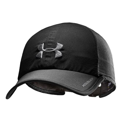 Mens Under Armour Shadow Cap Headwear - Black