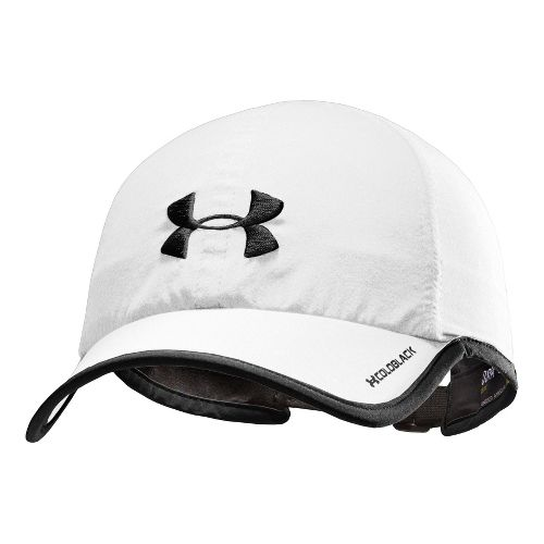 Mens Under Armour Shadow Cap Headwear - White