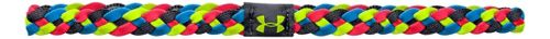 Womens Under Armour 4-Braid Mini Headband Headwear - High Vis Yellow