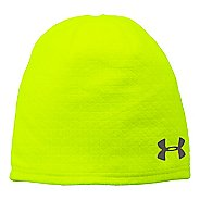 Mens Under Armour Emboss Run Beanie Headwear