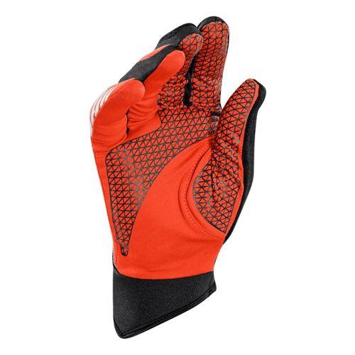 Mens Under Armour Escape Coldgear Infrared Gloves Handwear - Volcano L