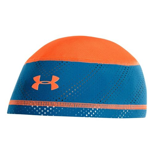 Mens Under Armour UA Armourvent Skull Cap Headwear - Key Blue