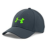 Mens Under Armour UA Headline Stretch Fit Cap Headwear