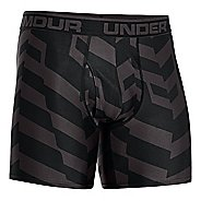 "Mens Under Armour The Original Printed 6"" Boxer Brief Underwear Bottoms"