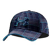 Mens Under Armour UA Resonance Stretch Fit Cap Headwear