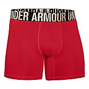 "Mens Under Armour Elite 6"" Boxer Underwear Bottoms"