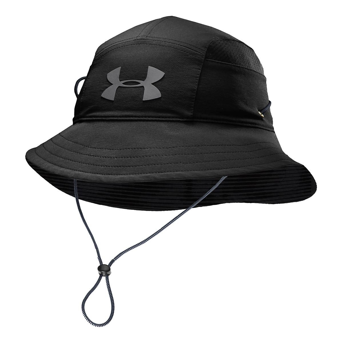 Mens Under Armour Ua Armourvent Adjustable Cap Headwear At